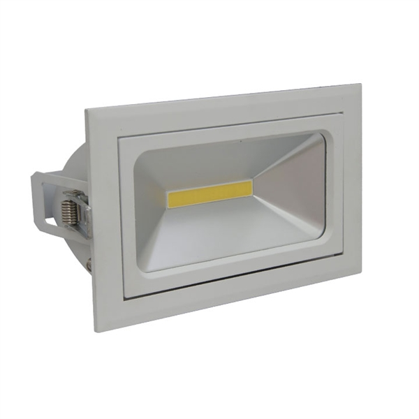 Rectangular 35W LED Shop Light (AT9041) Atom Lighting