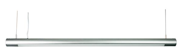 integra t5 28w suspended fluorescent light ol60730 28sil oriel