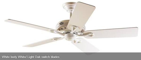 Savoy 52 prestige ceiling fan savoy hunter fans bright lighting savoy 52 prestige ceiling fan savoy hunter fans mozeypictures Image collections