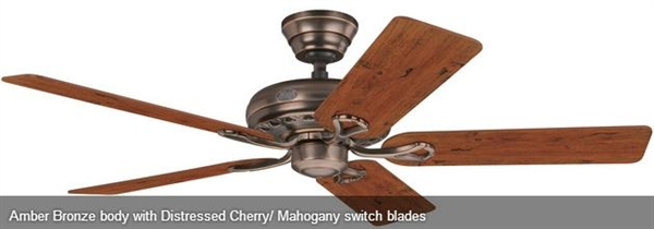 Savoy 52 prestige ceiling fan savoy hunter fans bright lighting savoy 4 mozeypictures Image collections