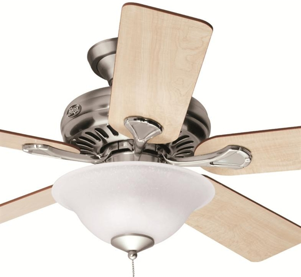 Lifestyle 52 ceiling fan with 24w 3000k led light for Prestige ceiling fans